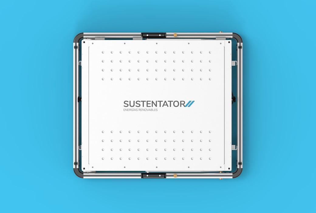 Generador Solar Portable